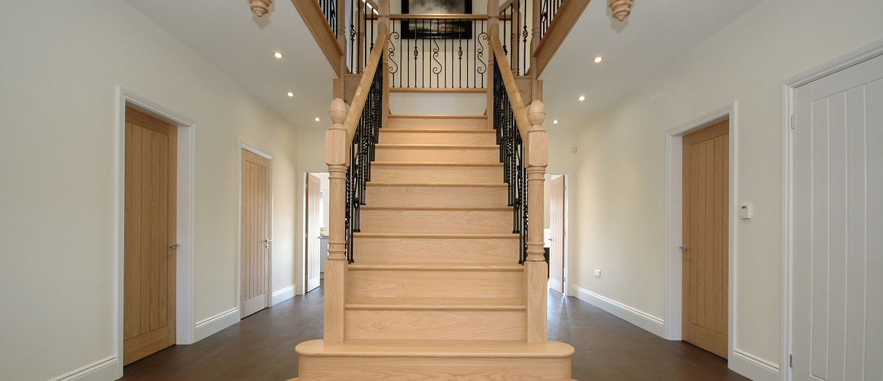 Bespoke Staircases Nordstrom Timber Merchants Sunderland