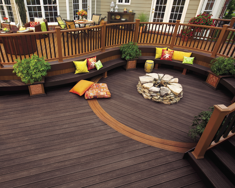 Trex Decking North East